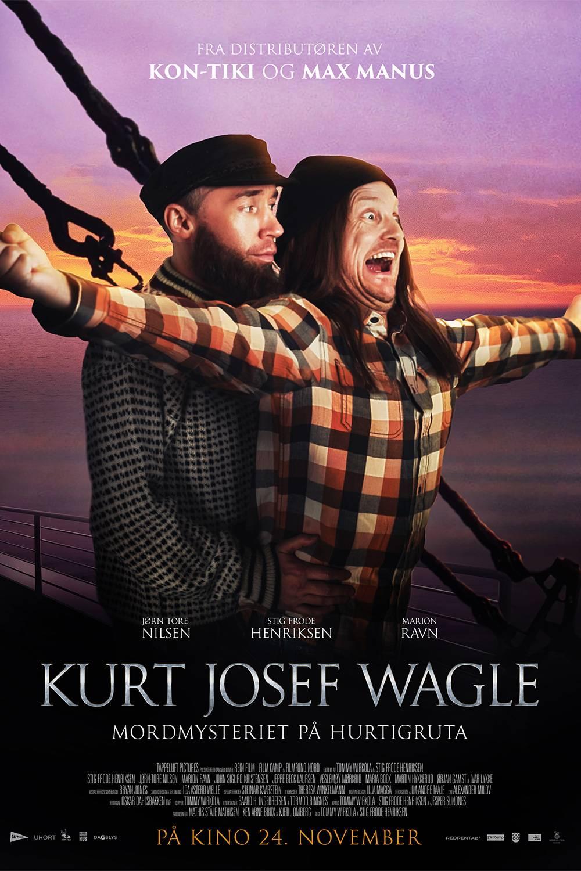 Kurt Josef Wagle & Mordmysteriet på Hurtigruta